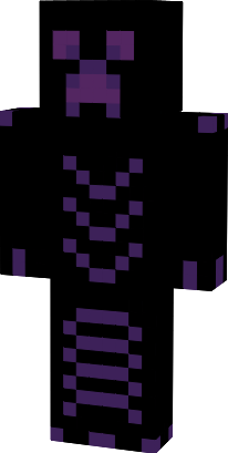 Minecraft Ender Creeper   -creeper - ender-creeper skin search - NovaSkin gallery - Minecraft ...