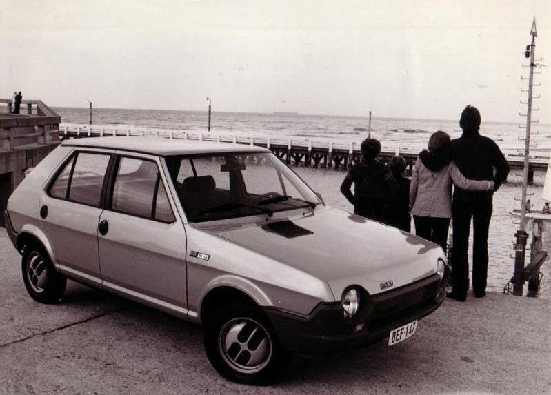 Fiat Ritmo 65 CL - 1978