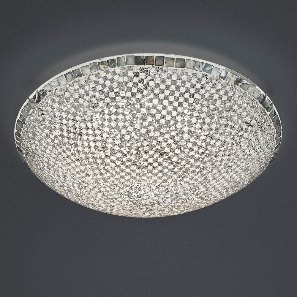 Https Lampen Led Shop De Lampen Deckenleuchte Mit Scha C2 B6nem Mosaik Glas Lampen Und Leuchten Led Leuchten Lampen