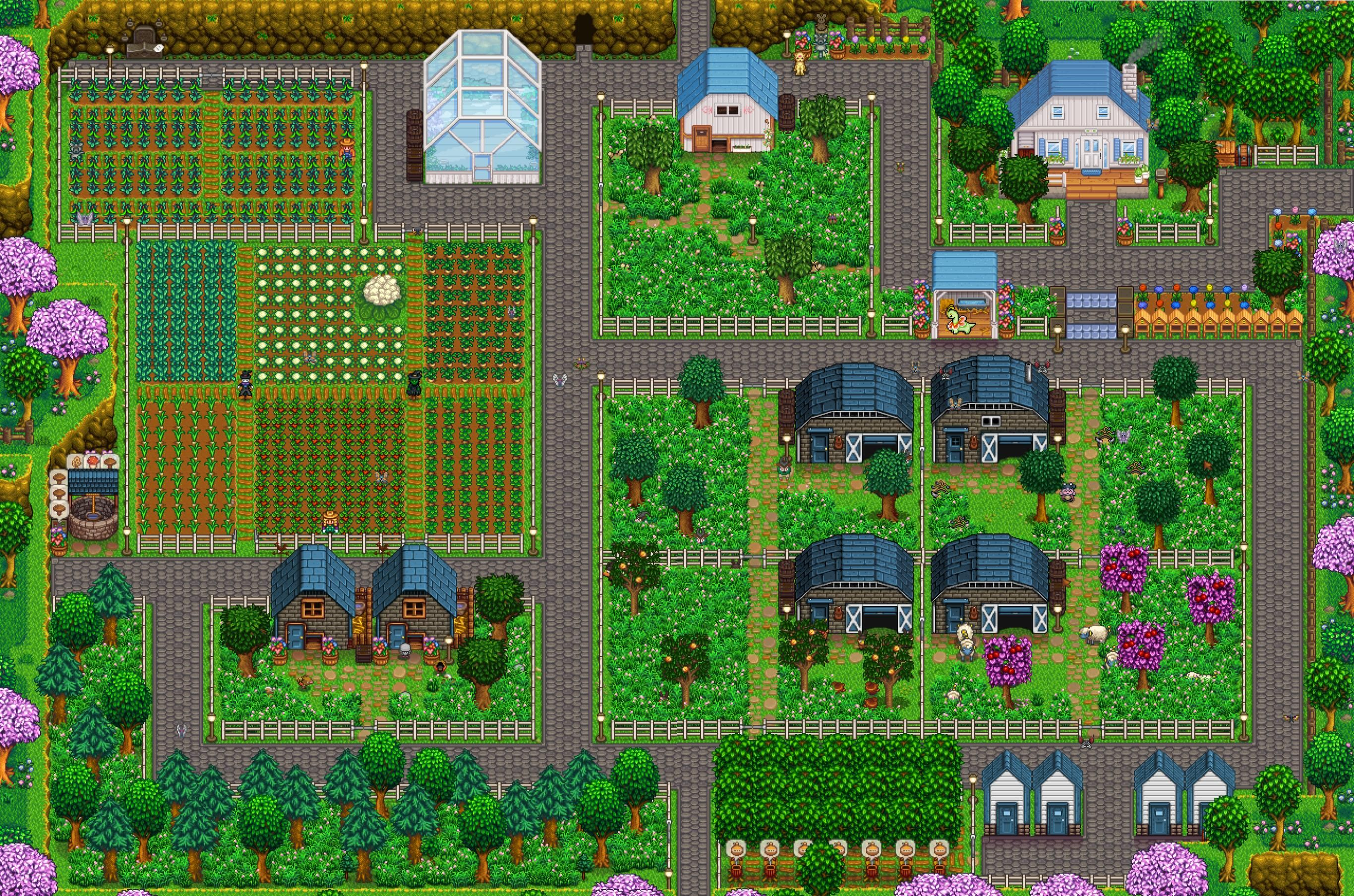 Img Sugarhound Farm Pinterest Stardew Valley