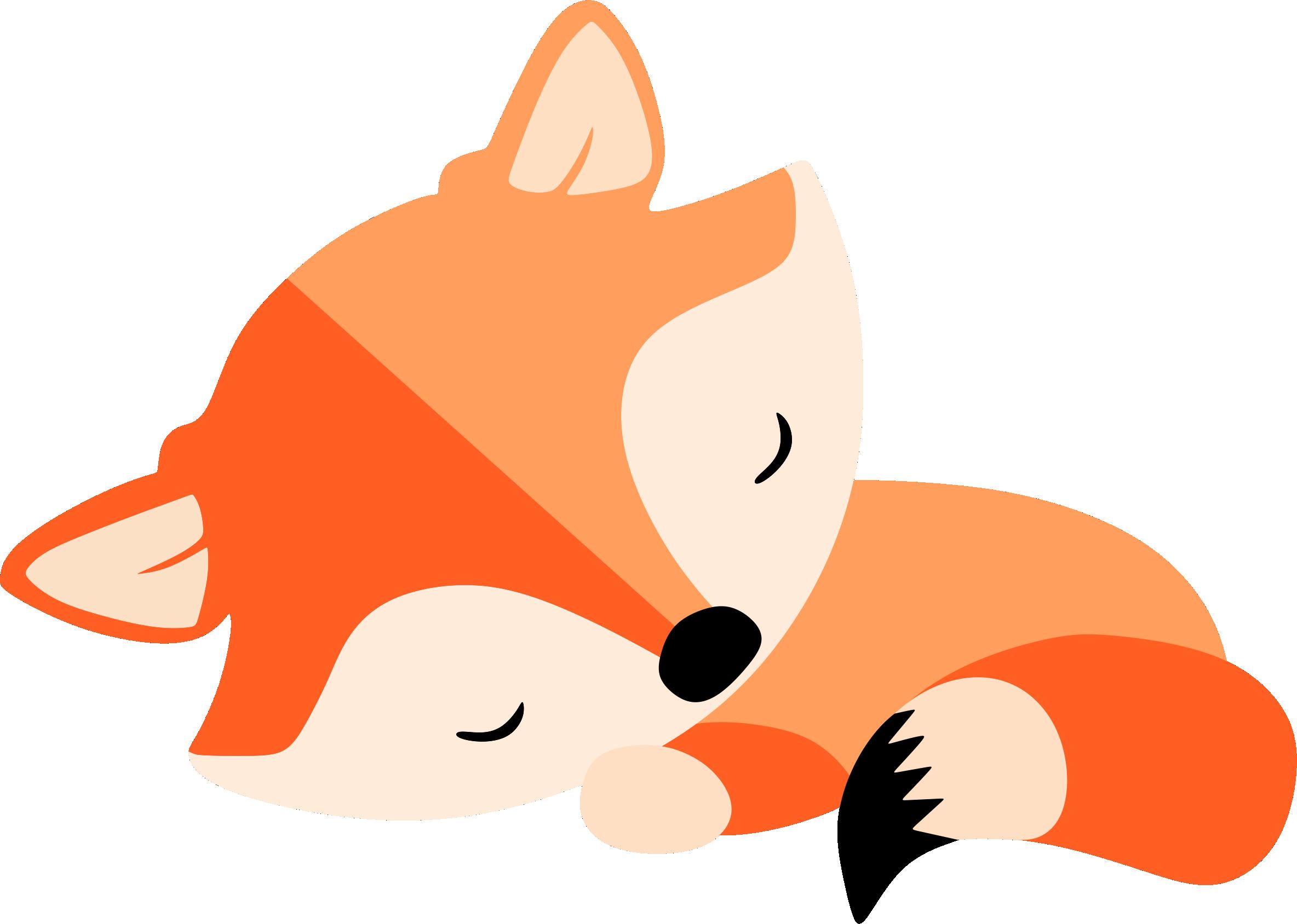 4762fef603badd raposinha | Baby shower niña | Festa da raposa, Raposas desenho e ...