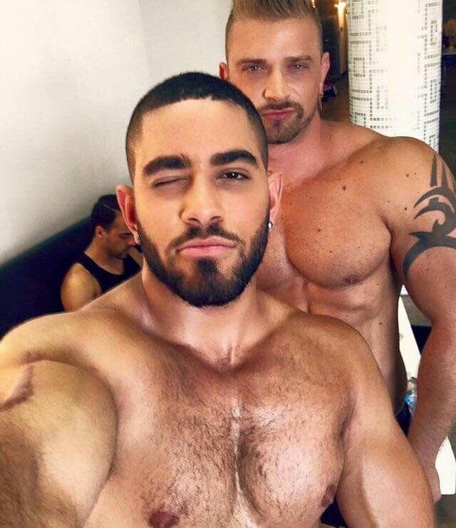 Gay tube hairy men