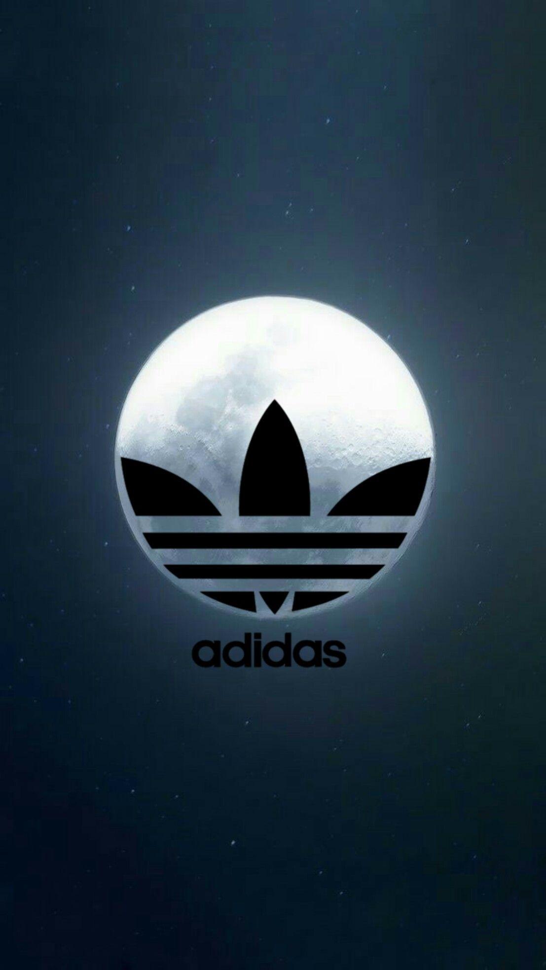 Adidas Black Wallpaper Android Iphone アディダス壁紙 Iphone 用壁紙 ポスター