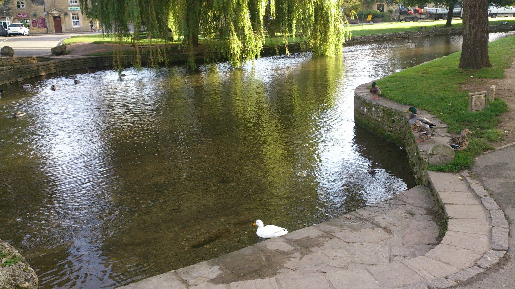 Bourton on the Water
