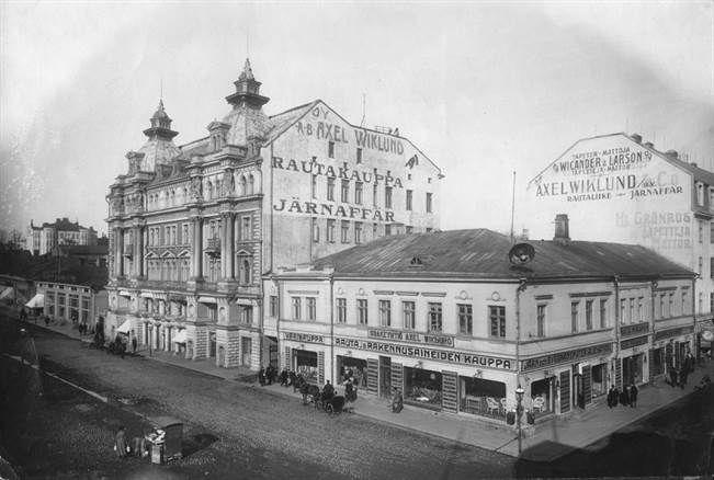 Rautakauppa Turku
