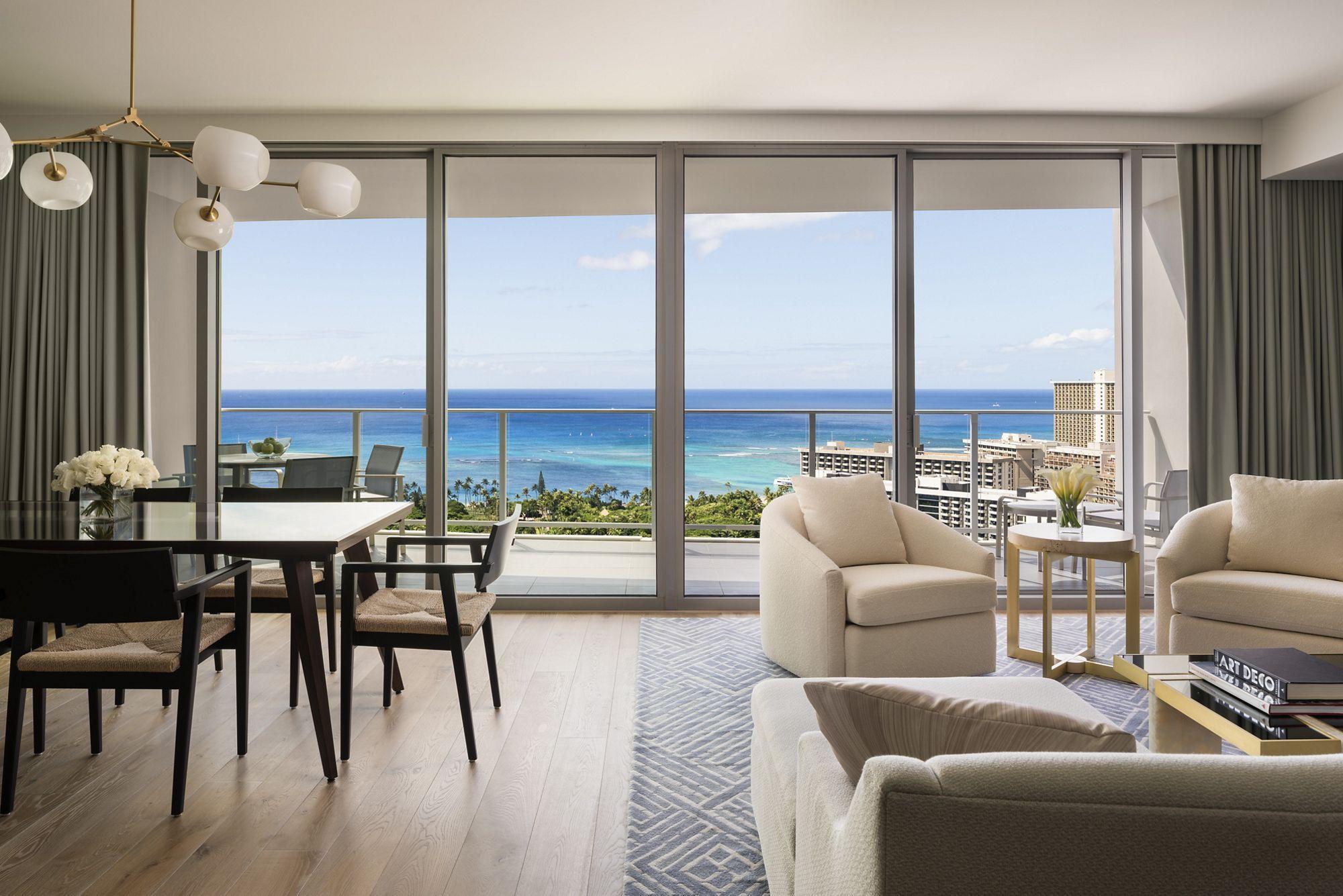 Luxury Waikiki Beach Resorts The Ritz Carlton Waikiki