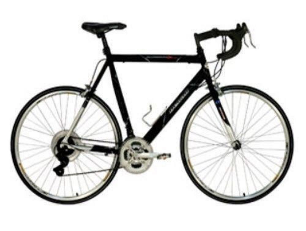 Mens Road Bike 25 Gmc 700c Denali Bicycle 21 Speed Shimano New Black Red Gmc Gmc Denali Road Bikes Men Road Bike