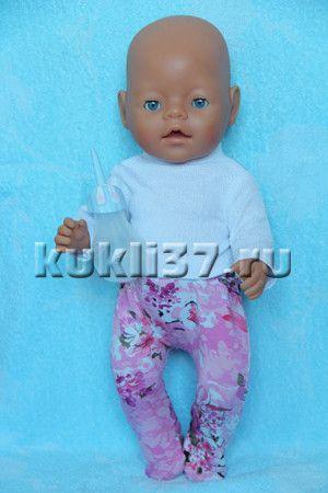 Выкройки для беби борн в натуральную величину распечатать: 8 6