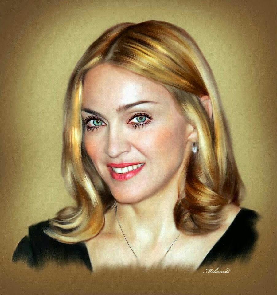 """Madonna"" - Ebn Misr"