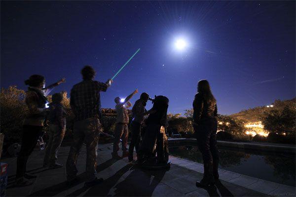 Dark Sky party: Fim-de-semana de estrelas no Alqueva