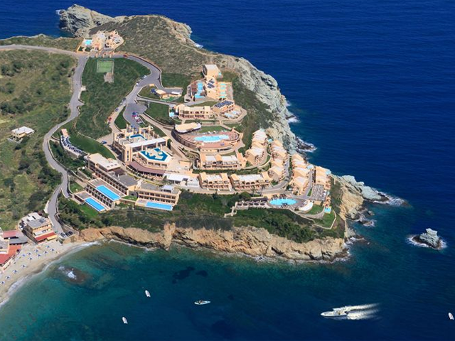 Chc Sea Side Resort Spa 5 Stars Luxury Hotel In Agia Pelagia Offers Reviews Greece Resorts Seaside Resort Resort Spa