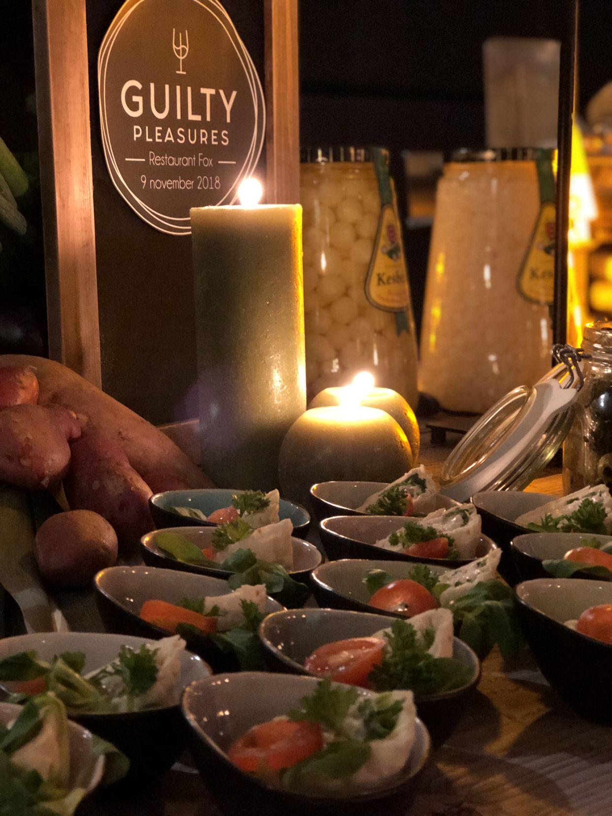 Genieten Van Kleine Mondvermaakjes Bij Restaurant Fox In Denekamp