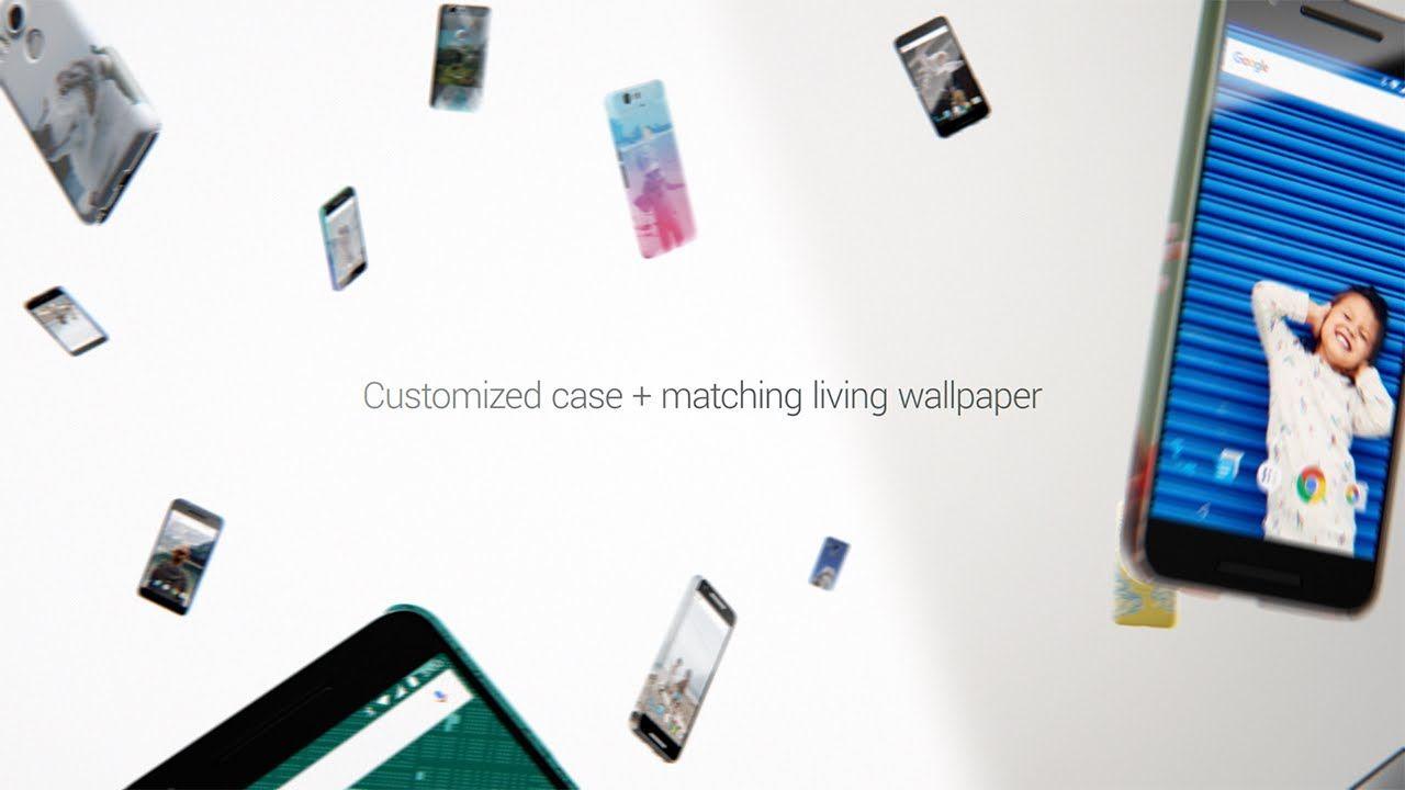 Custom Live Cases for Nexus Smartphones