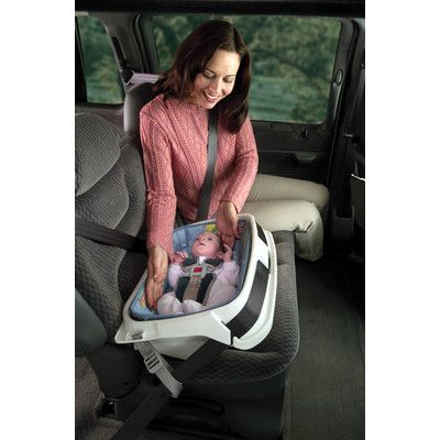 Angel Guard Angle Ride Infant Car Seat, Car Seat Bed For Preemies