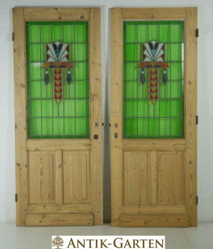 in der nähe von Manika und Heinrich ANTIK! 2 Jugendstil Türen ...