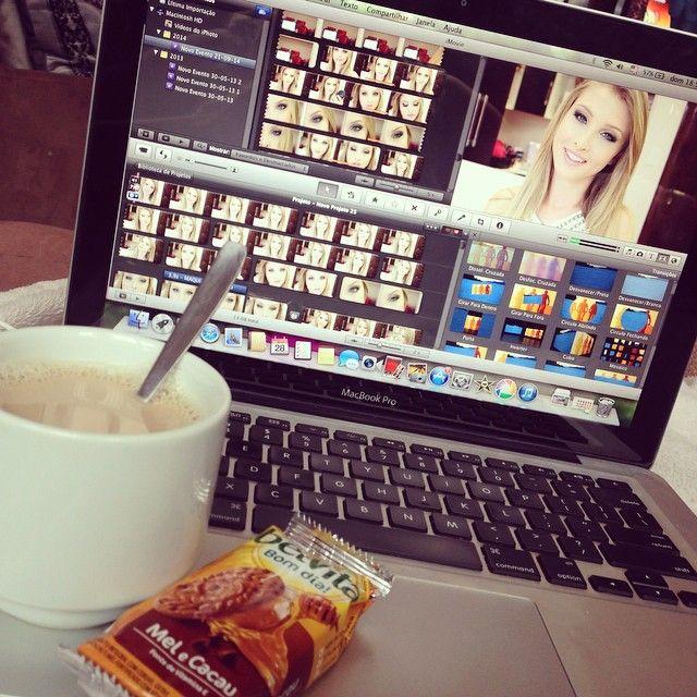 Vanessa Wonsovicz @vanessawz Aqui o trabalho n...Instagram photo   Websta (Webstagram)