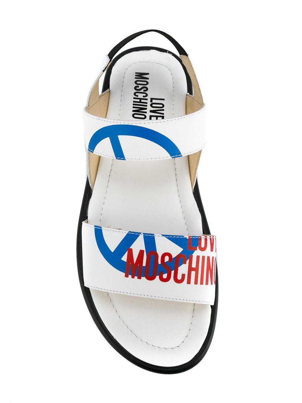 Tênis Love Moschino Moda Feminina Farfetch