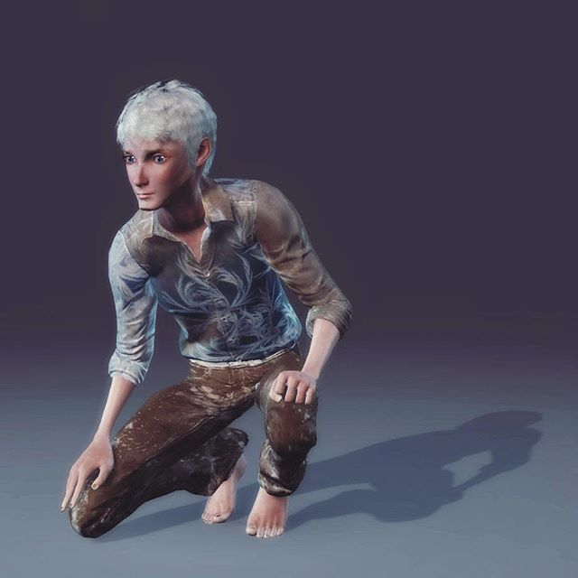 3d Character Character Creator Jack Frost Character Creator Character 3d Character
