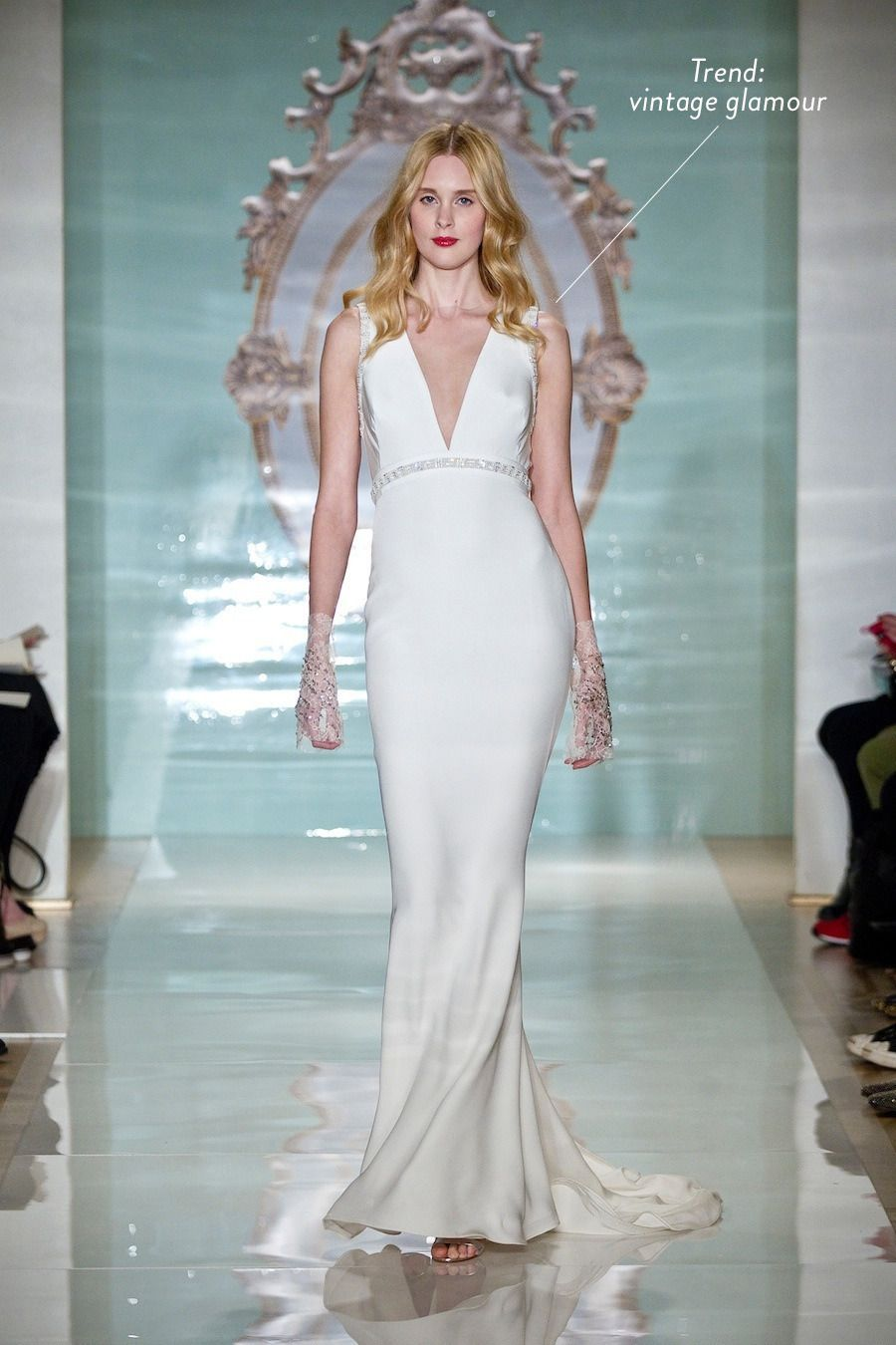 The Hottest Trends from the Spring 2015 Bridal Market | Vintage ...
