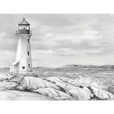 Sketching Made Easy Kit 8 x 11 Lighthouse Point   eBay   Artsy