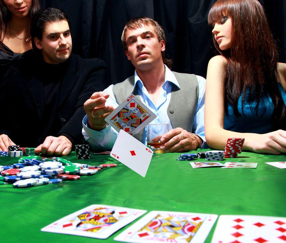 Learn How To Play Poker Poker, Jackpot, Online casino