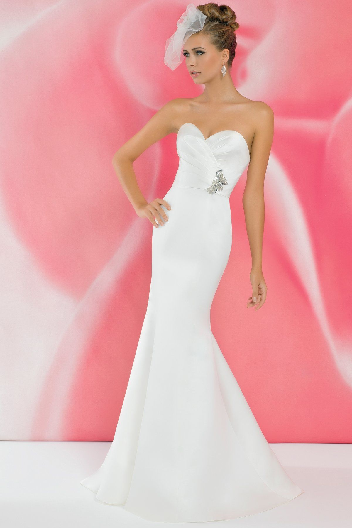 Style *I107 » Wedding Dresses » Ivory Collection » Pearl Bridals ...