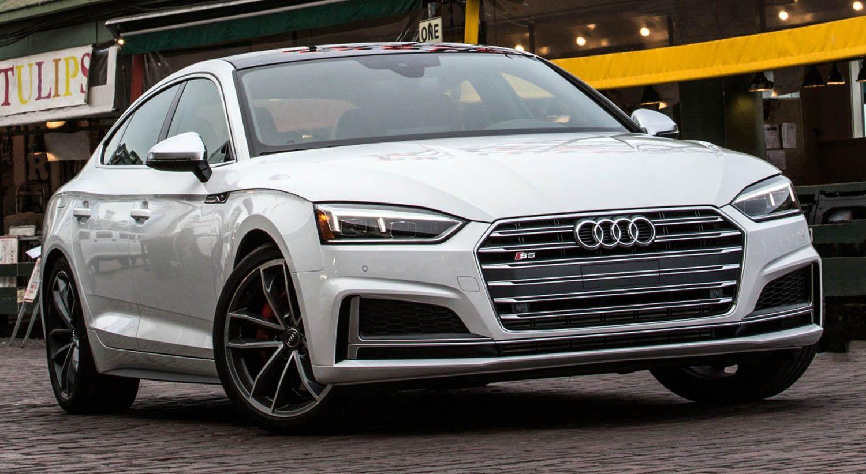 أودي اس 5 سبورتباك الرياضية الجديدة بالكامل موقع ويلز Audi S5 Sportback Audi S5 Suv
