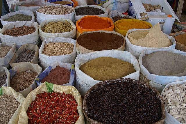 Cómo hacer una mezcla de especias marroquí