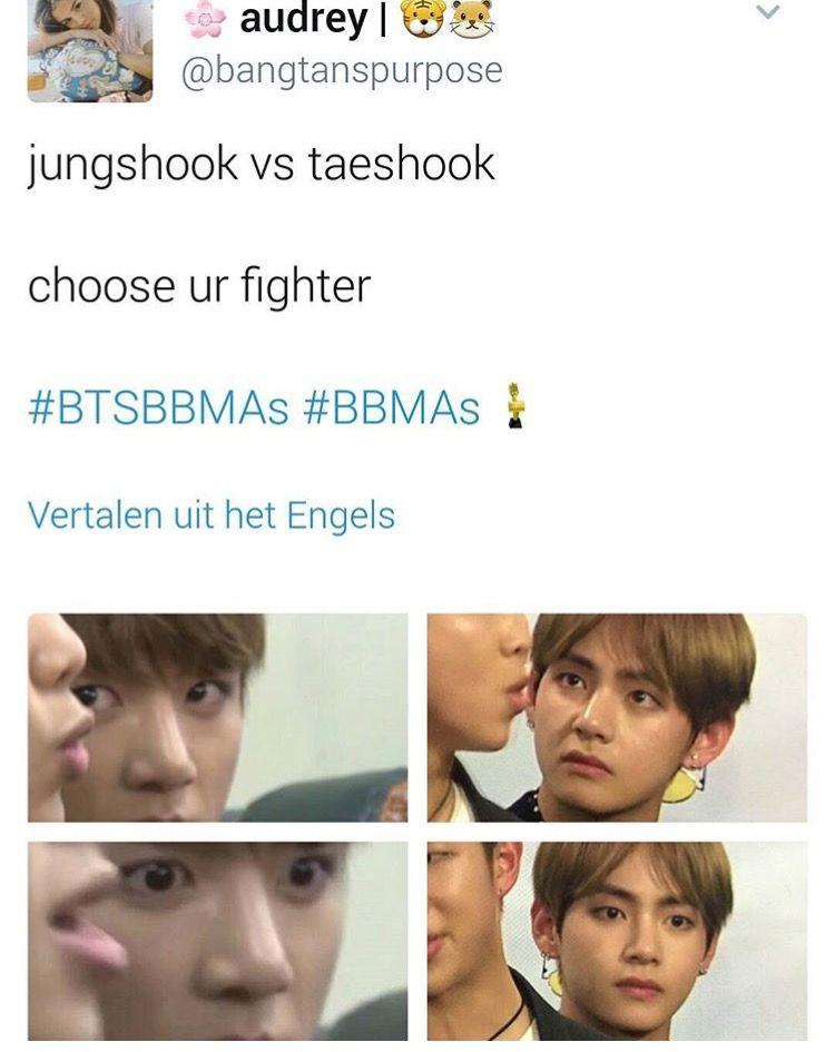 Jungshook Vs Taeshook When Namjoon Speaks English Hahaha Bts Funny Bts Memes Bts Boys