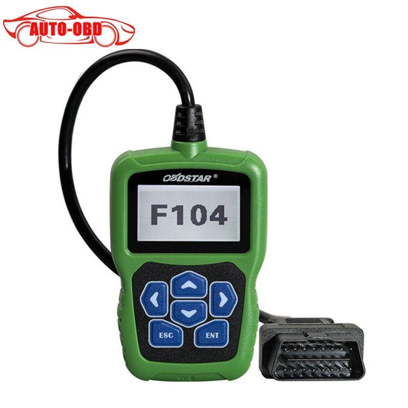 Best Price Obdstar F104 Key Programmer For Chrysler Jeep Dodge With Odometer And Pin Code Reader Function Support Key Programmer Car Key Programming Programmer