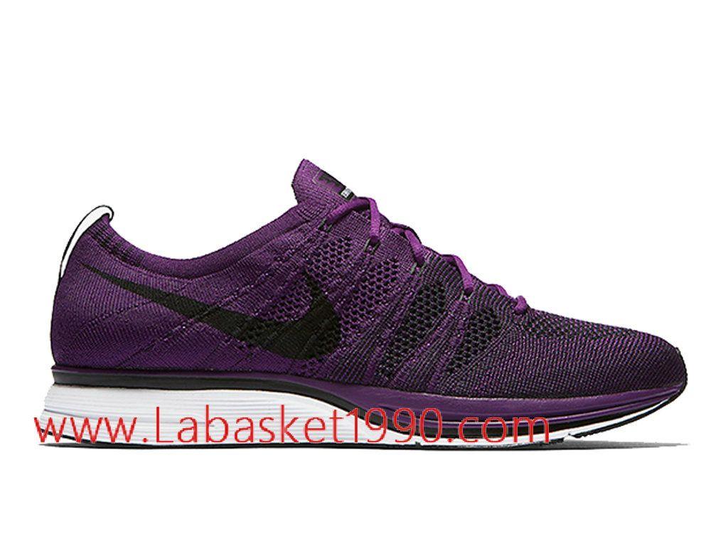 Nike Flyknit Trainer Night Purple AH8396-500 Chaussures Nike Running Pas  Cher Pour Homme Noir Purple-Achetez en ligne les articles signés Nike.