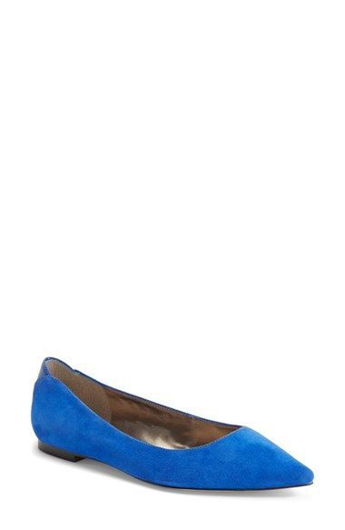 366c63c18d1e4 Would go for these in black... Sam Edelman  Rae  Pointy Toe Ballet Flat ( Women) available at  Nordstrom