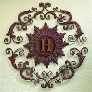 Material: Iron and tole Finish: Hand finished in a multi-step ...