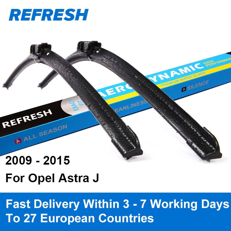 Click Image To Buy Refresh Wiper Blades For Opel Astra J 27 Holidaydecor Ford Mondeo Peugeot 308 Volkswagen Passat