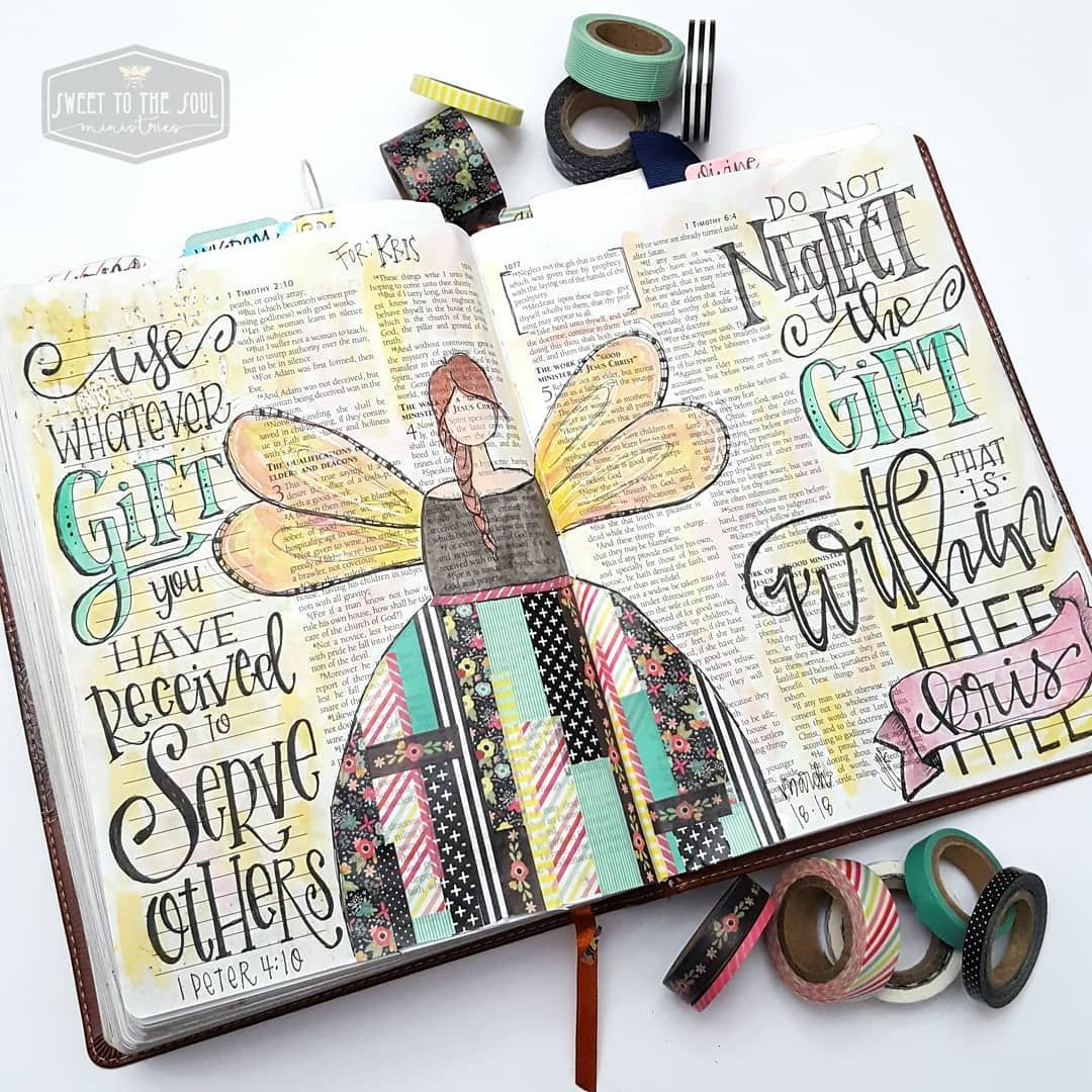 Spiritual gifts bible journaling angels soul inspired spiritual gifts bible journaling angels soul inspired washi tape negle Choice Image