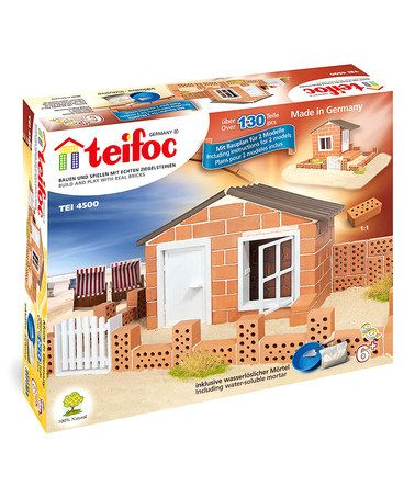 Another great find on #zulily! Summer Cottage Brick Construction Set #zulilyfinds