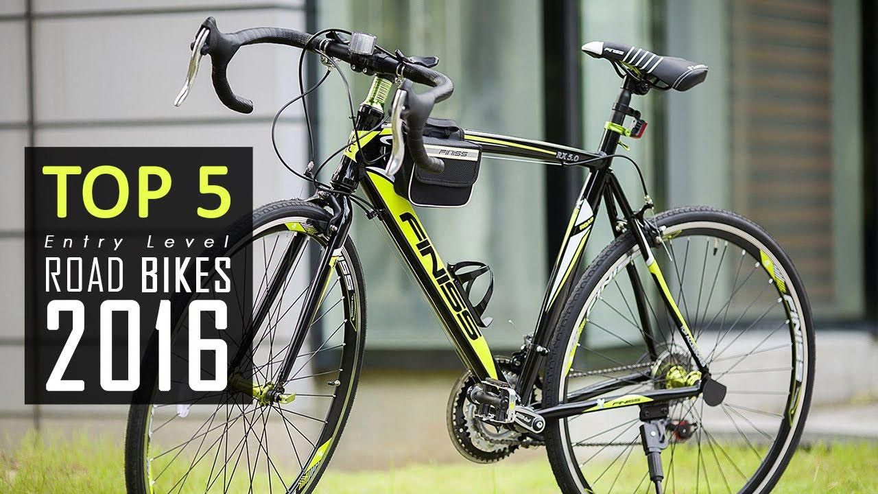5 Best Entry Level Road Bikes 2016 (under 500) Guide