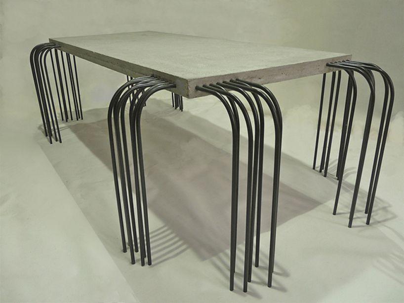 concrete coffee table | CONCRETEDESIGNBLOG