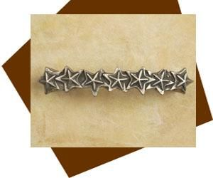 Anne At Home Star Cabinet Pull