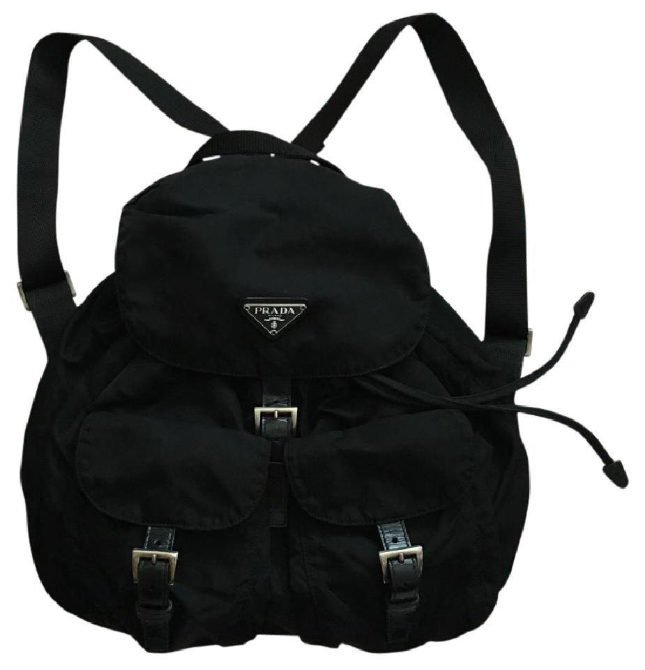 4ce2eb9266 Prada Backpacks on Sale - Up to 70% off at Tradesy Prada Backpack, Black