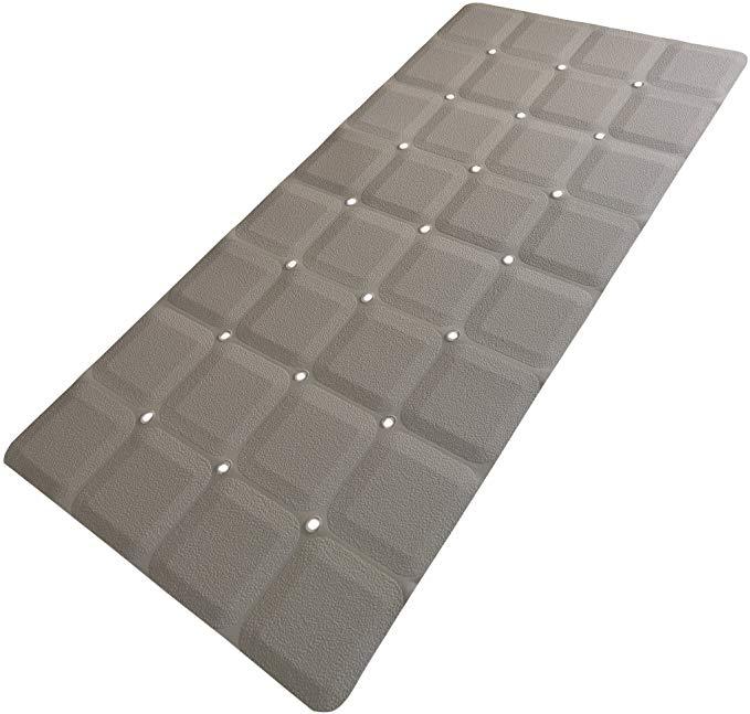 Amazon Com Sultan S Linens Foldable Non Slip Rubber Bath Mat For