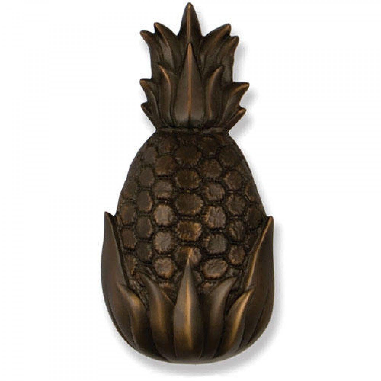 Pineapple door knocker pineapple door knocker hardware and doors
