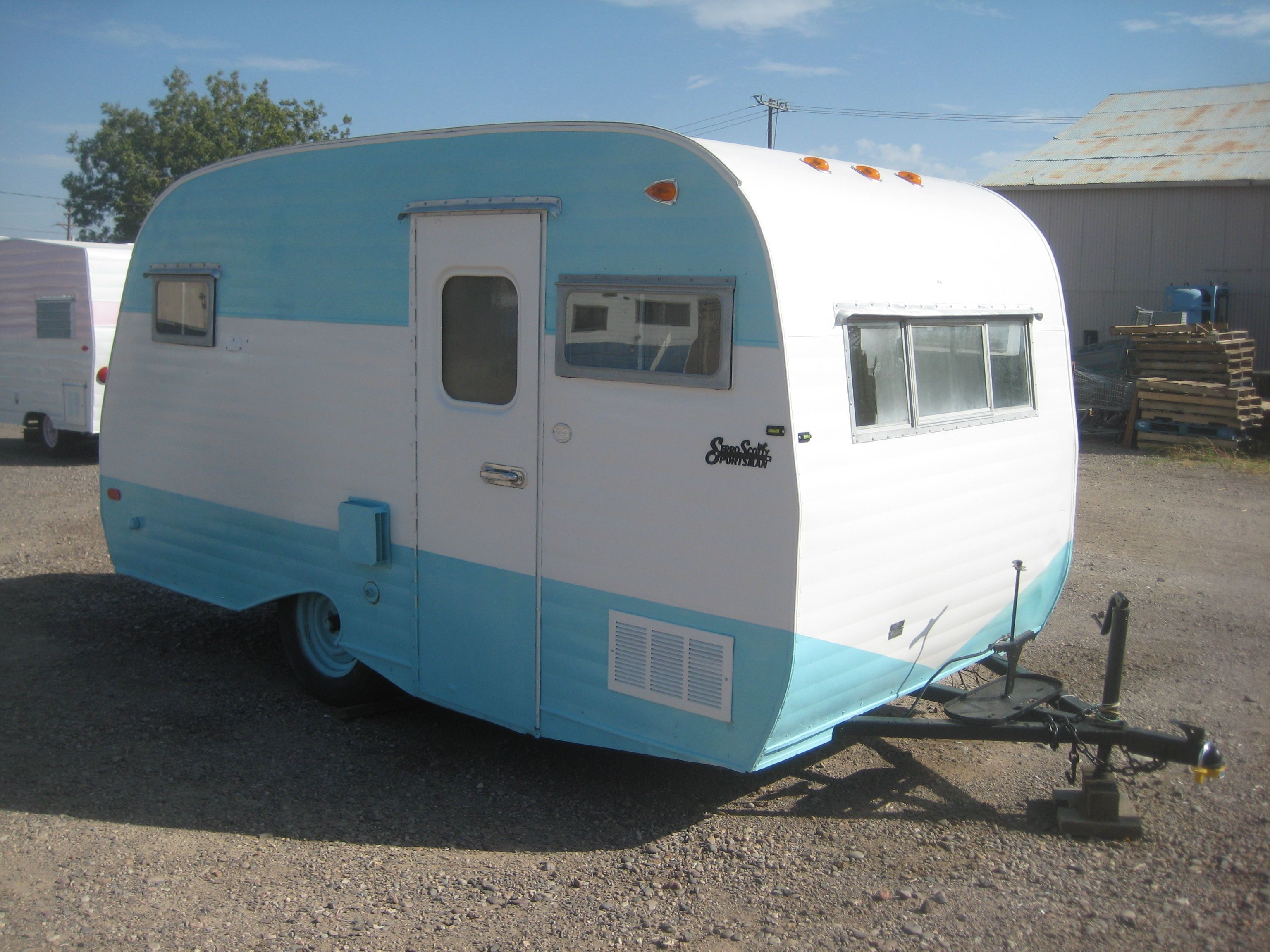 1968 Serro Scotty Sportsman Located In Safford AZ 6100