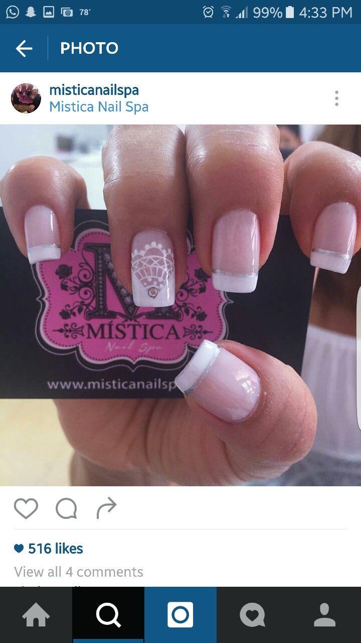 Pin de Natalia Solarte en Uñas. | Pinterest | Diseños de uñas ...