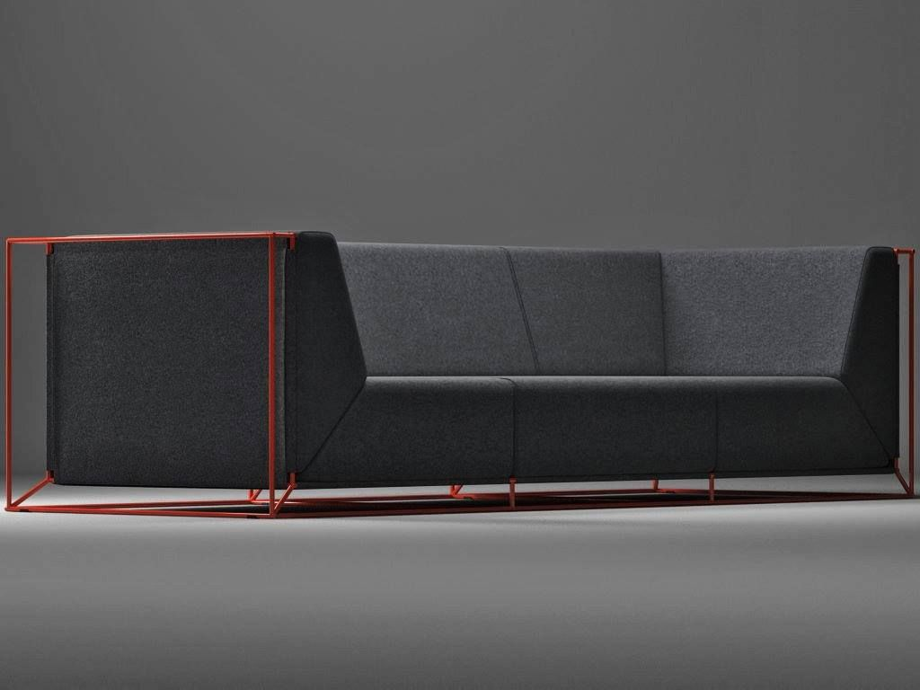 Floating Sofa For Comforty   ICreatived Design Ideas