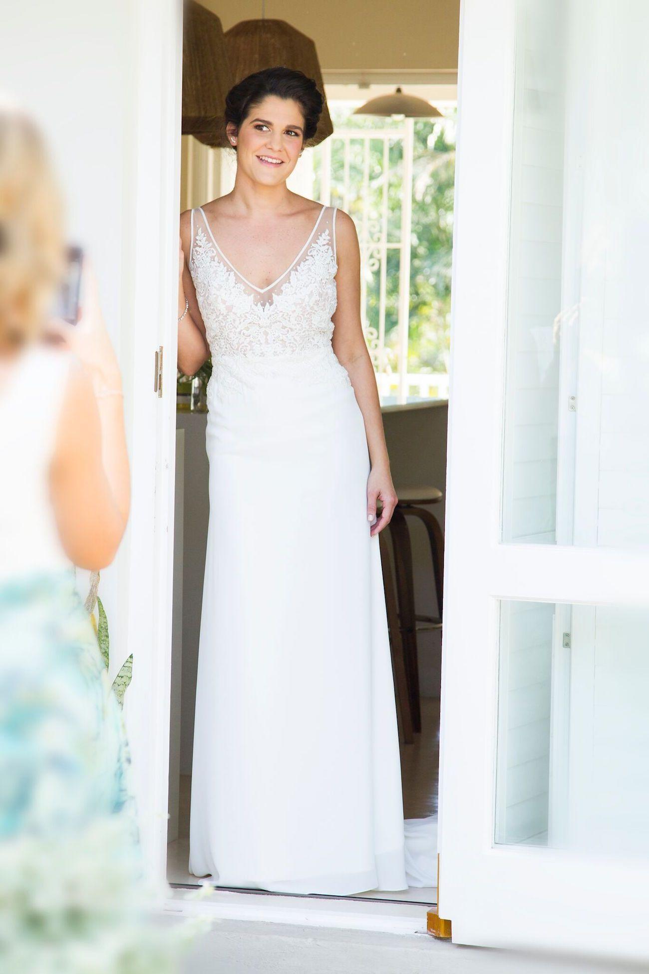 Julia Ferrandi Wedding Dress | Credit: Oh Happy Day/Luke Patterson/Roxanne Davison