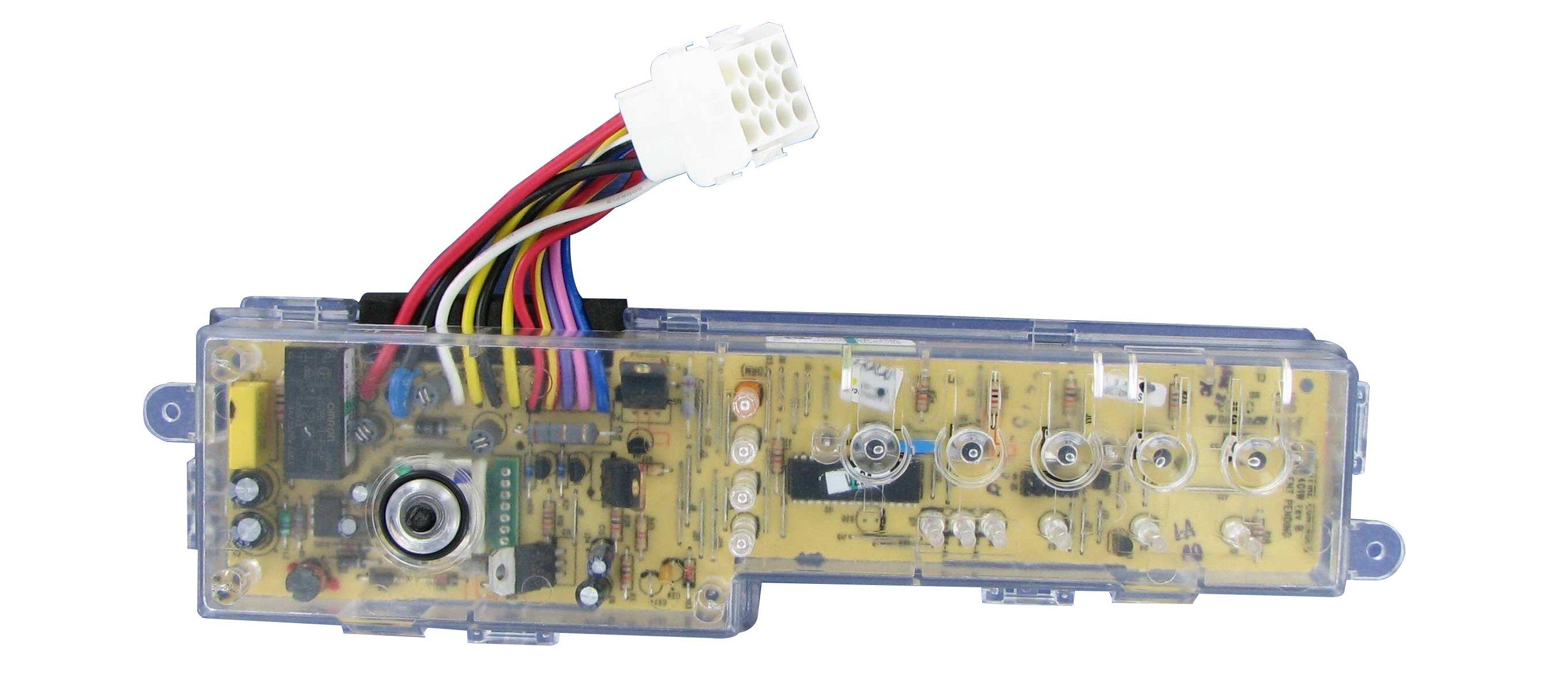 Frigidaire Electrolux Kenmore 154568301 Dishwasher Control Board Frigidaire Boards Broken Appliance
