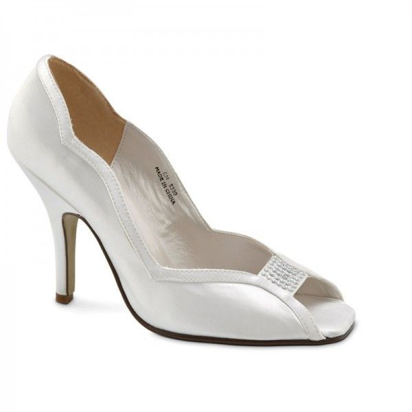 Paola - Dyeable Shoes - Wedding Shoes - Apparel