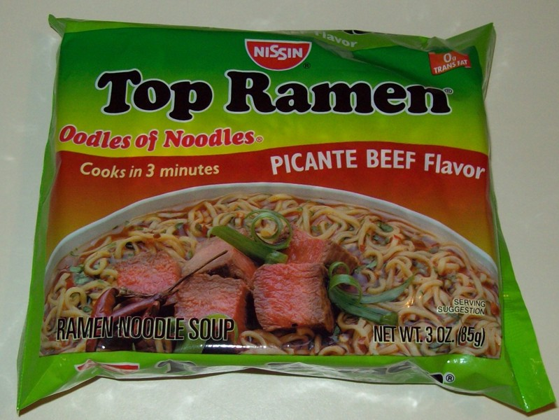 Pin On Picante Beef Ramen
