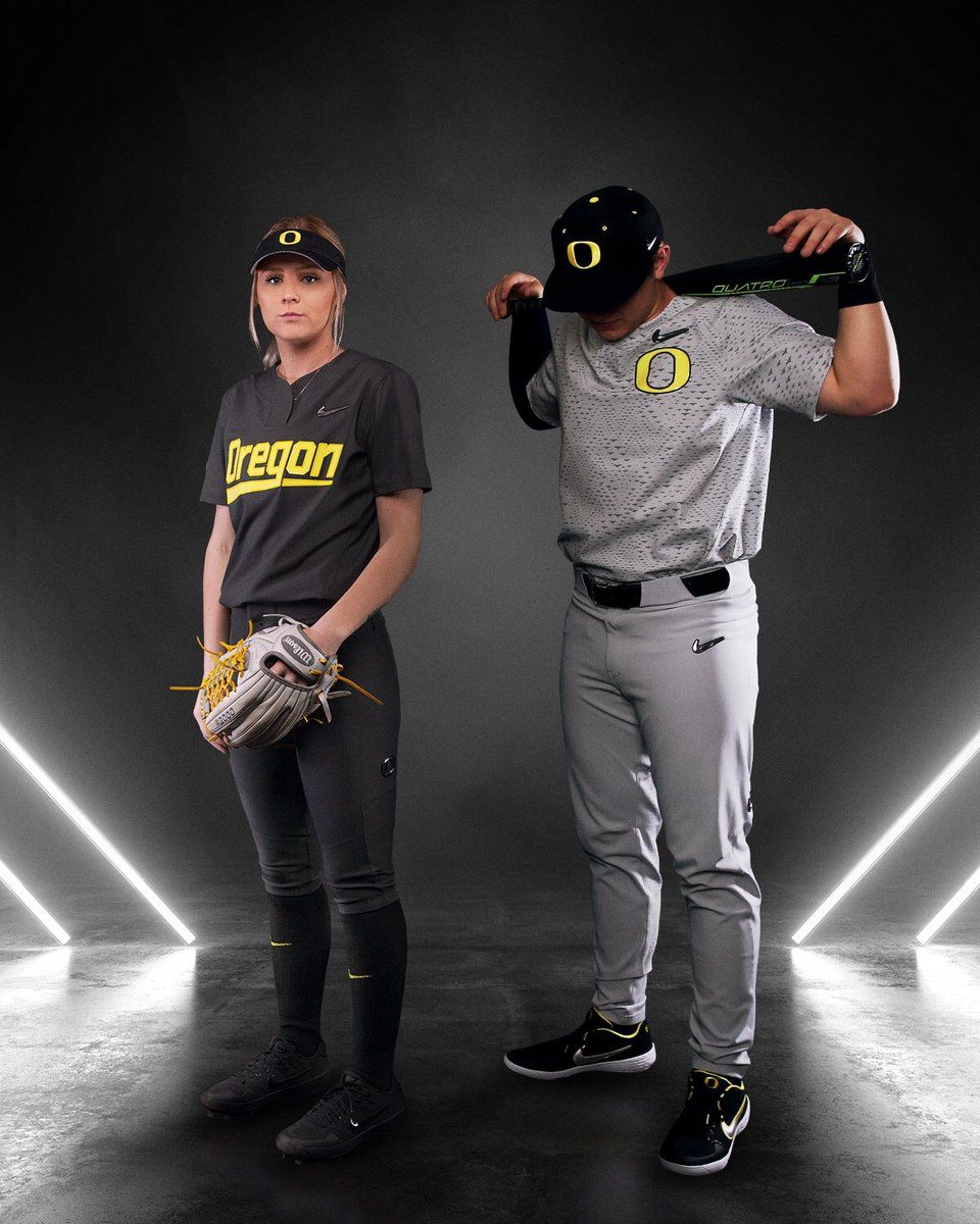 New Oregon Baseball And Softball Uniforms Uniswag Softball Uniforms Baseball Softball Softball